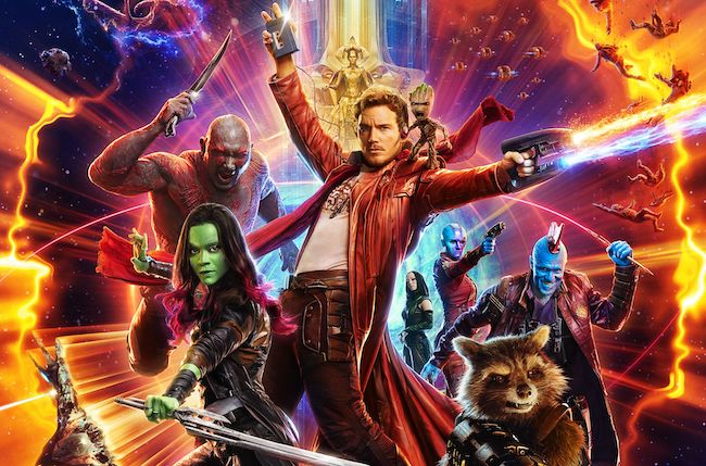 Guardians of the Galaxyy Vol. 2